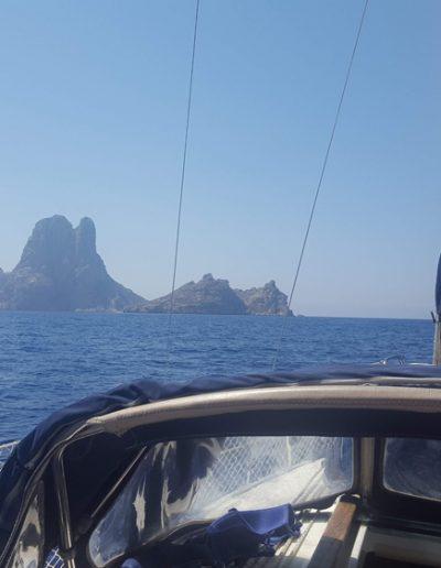 Navegando a Esvedra