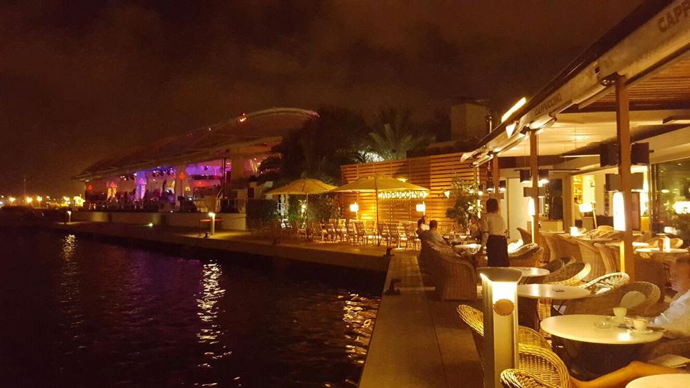 El puerto de Marina Ibiza