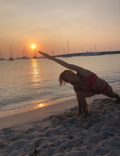 Yoga en formentera