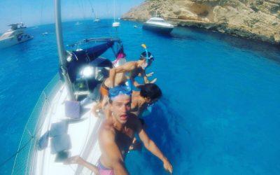 Las Calas de Formentera