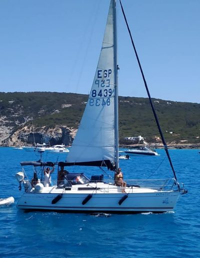 Alquiler barcos ibiza 19 57