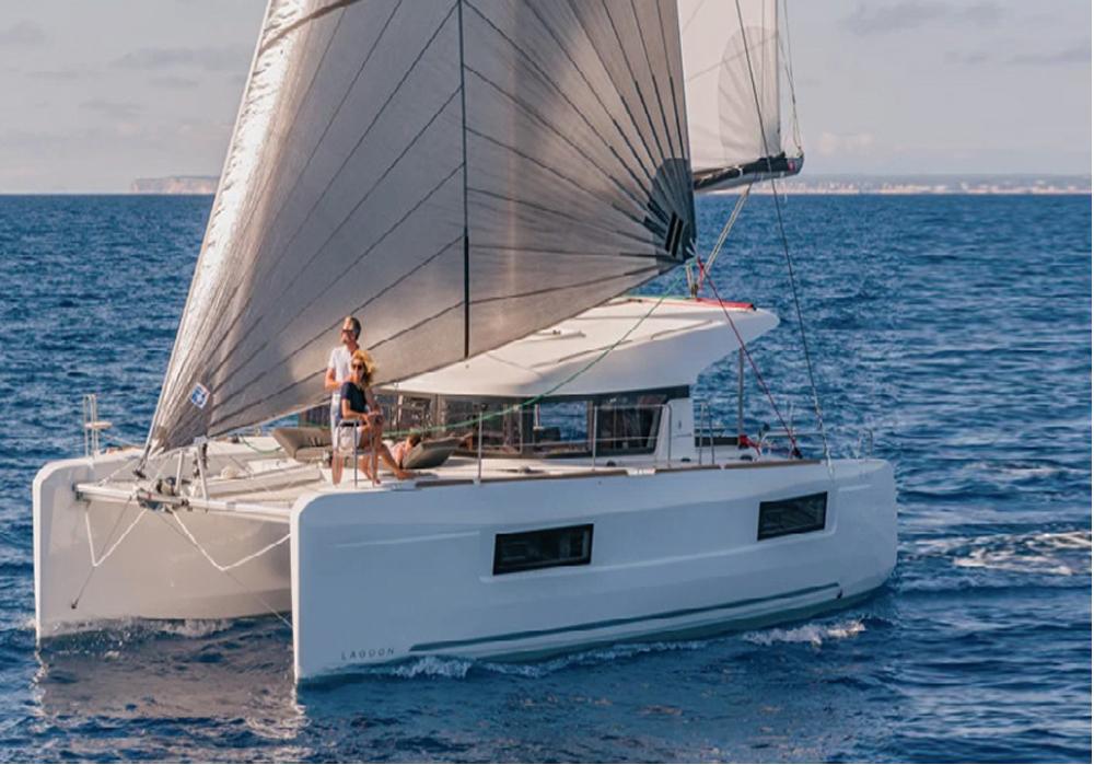 Catamaran Ibiza 4