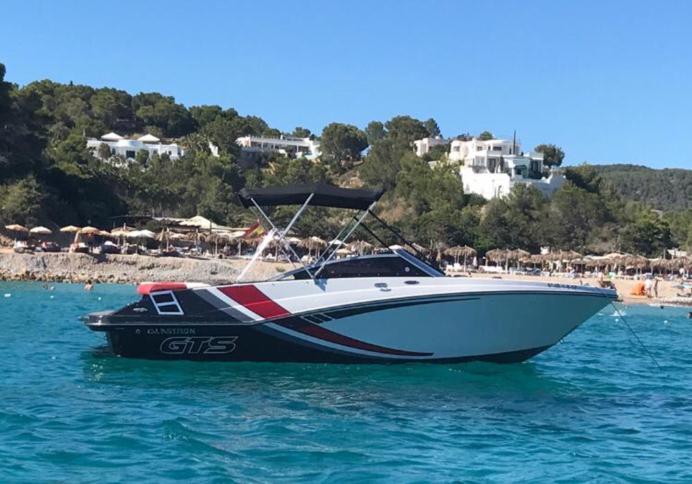 Glastron Ibiza 1
