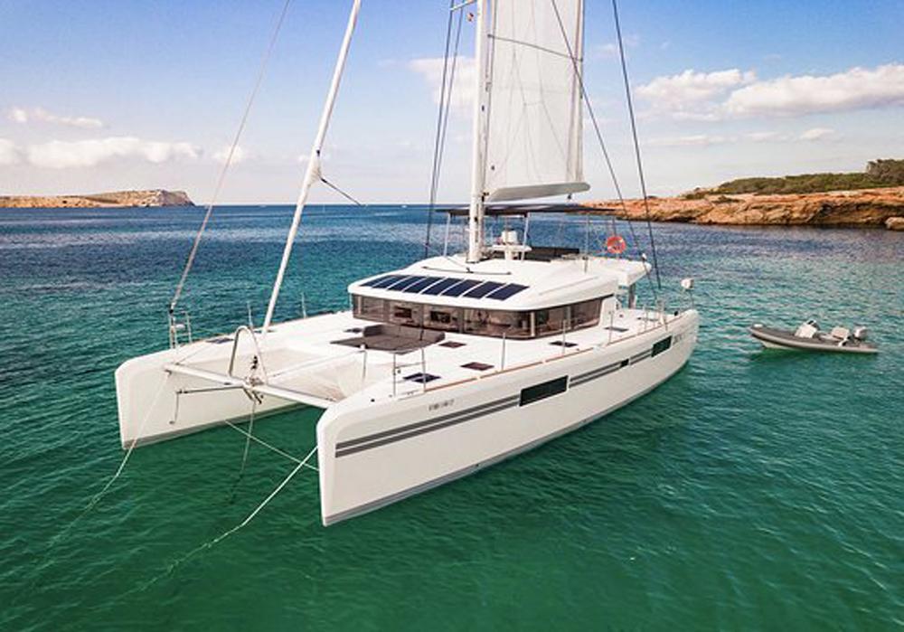Lagoon 52 Ibiza 2
