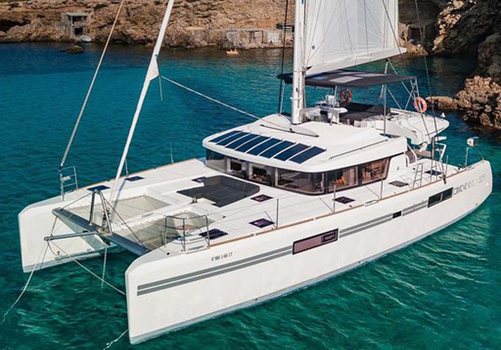 Lagoon 52 Ibiza 3