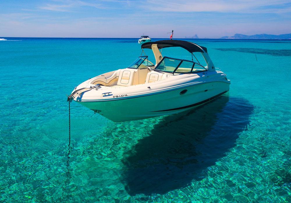 Sea Ray Ibiza 1