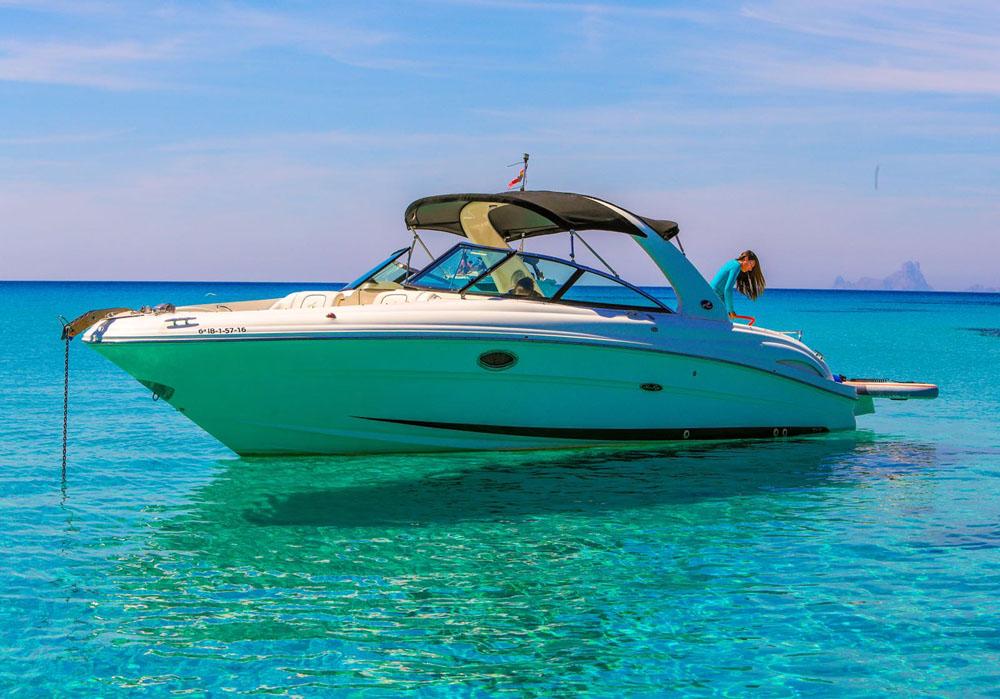 Sea Ray Ibiza 2