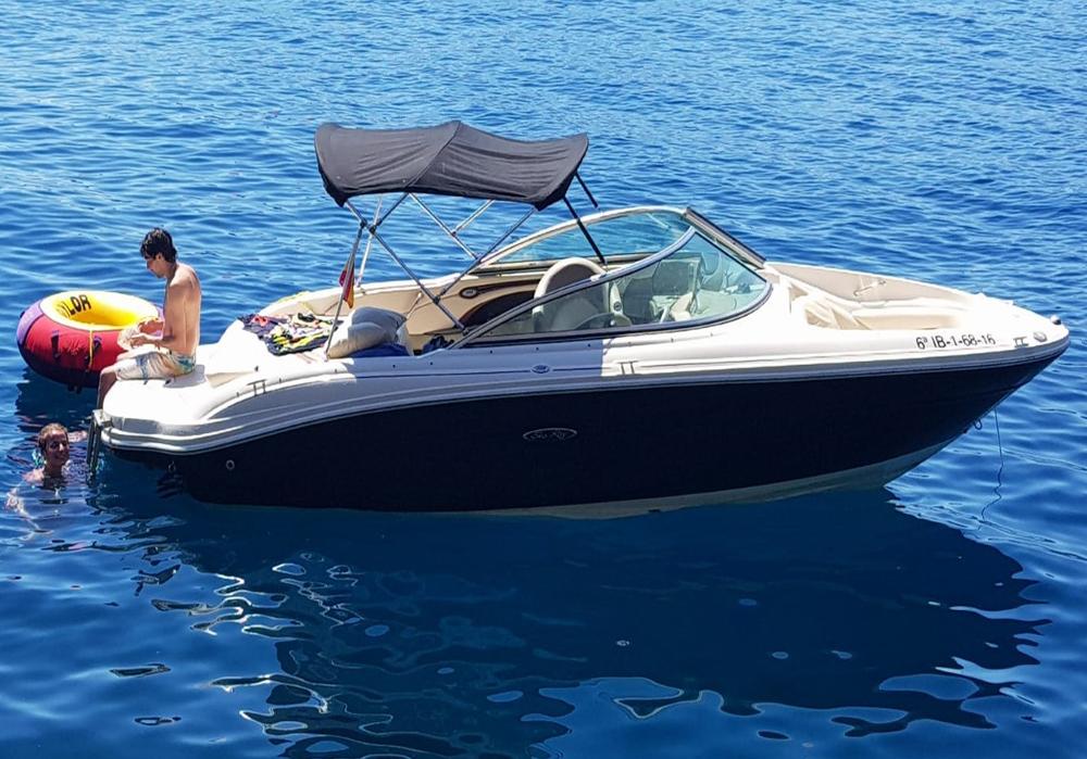 Sea Ray Ibiza 4