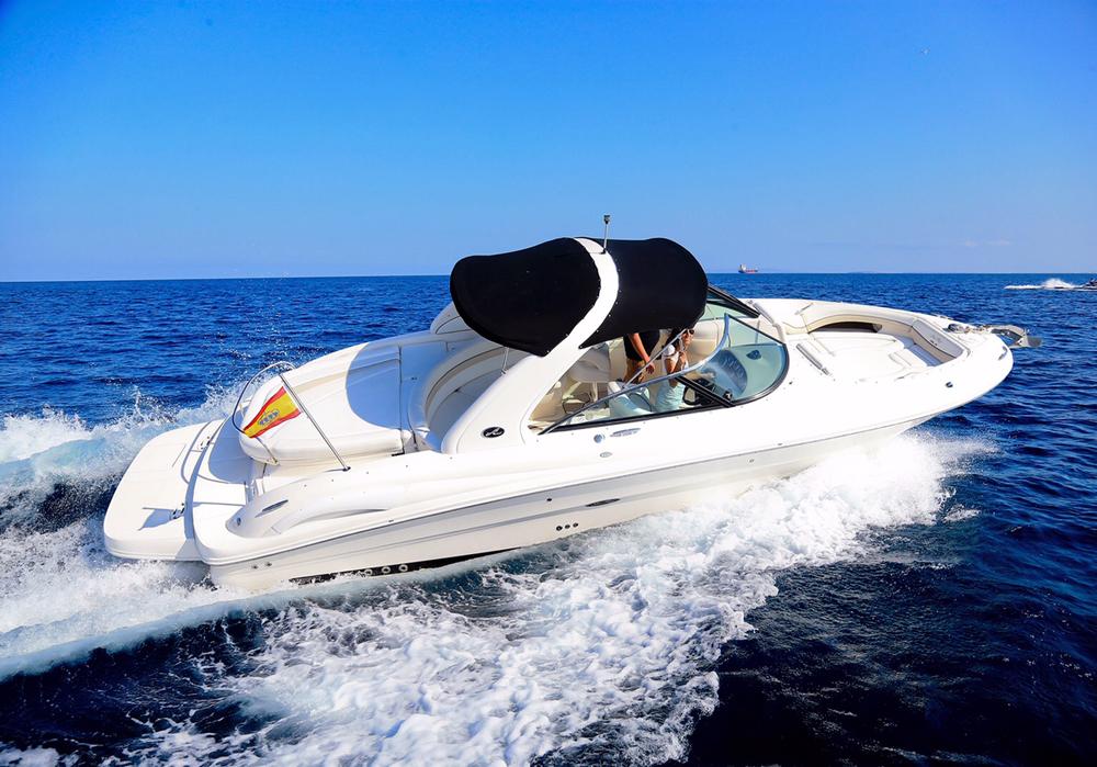 Sea Ray Ibiza 6