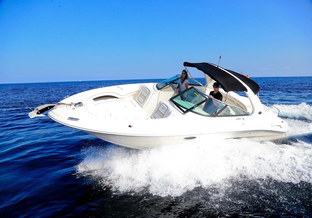 Sea Ray Ibiza 7