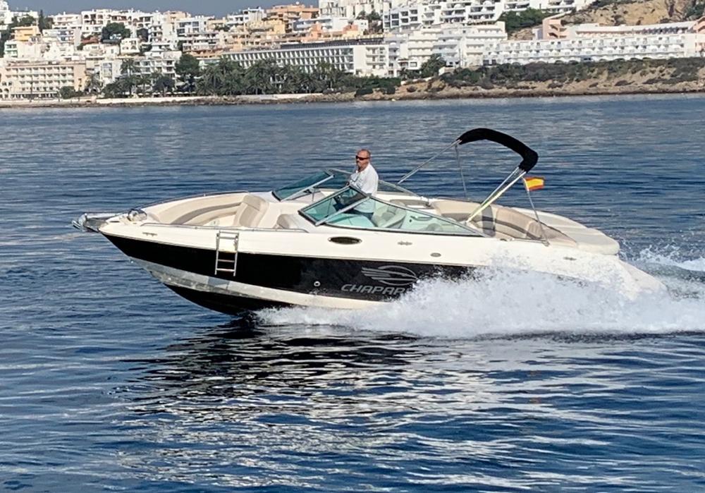 chaparral Ibiza 3